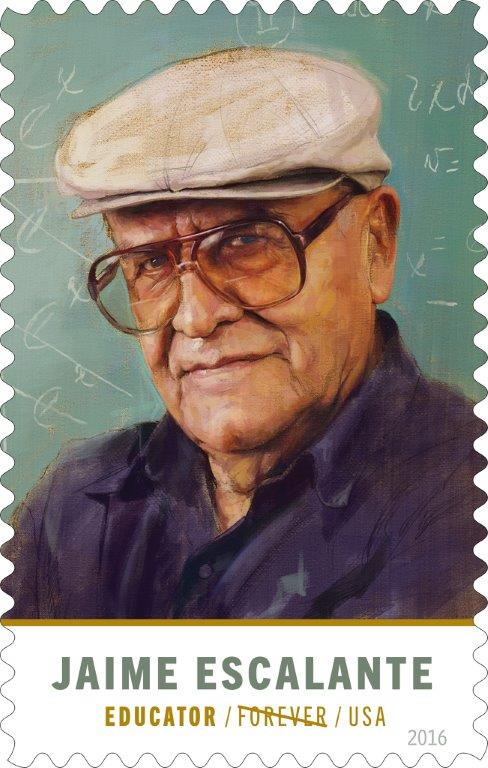 Jaime Escalante A Synonym For Hard Work And Determination