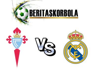 Laga Real Madrid VS Celta Vigo, Tuan Rumah Siap Amankan Tiga Poin