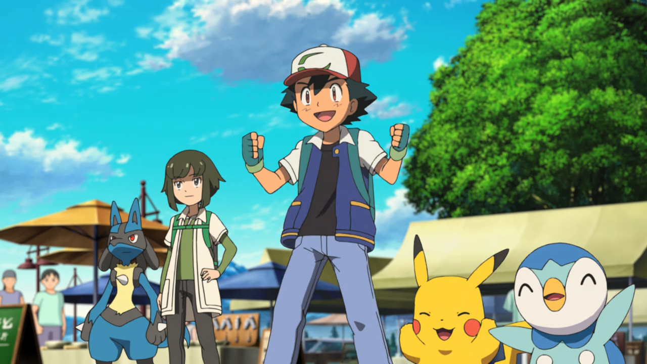 Pokémon: ¡Yo te elijo! (2017) BRRip 720p Latino captura 4