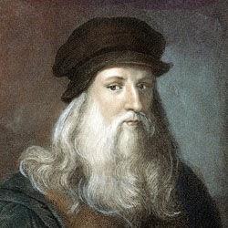 Leonardo Da Vinci (1452-1519), Científicos famosos