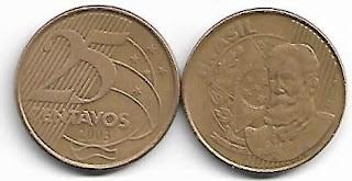 25 centavos, 2003
