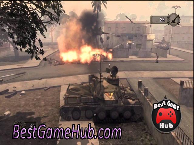 Mercenaries 2 World in Flames Full Version Game Free Download