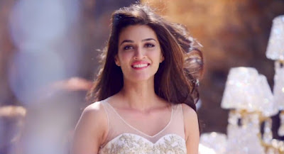 Kriti Sanon - The most attractive celebrity of Bollywood and Tollywood.