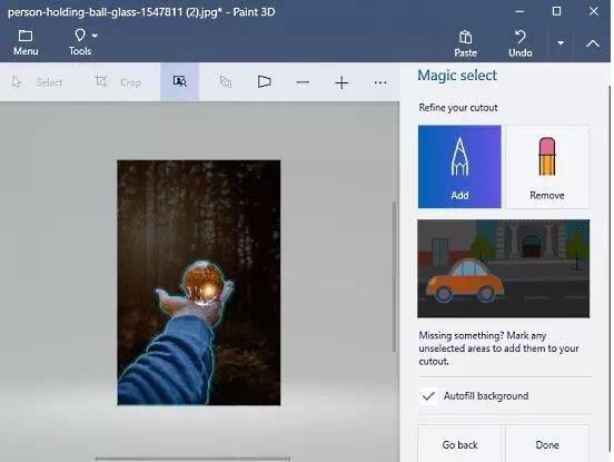 Cara Menghapus Background Gambar Menggunakan Paint 3D-5