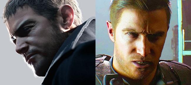 Comparison of Resident Evil 8 Village vs Resident Evil 7