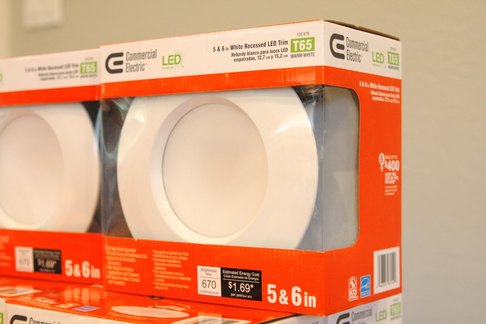 hight resolution of easy diy how to install led trim lighting
