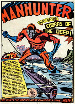 Manhunter, Cobras of the Deep, Detective Comics #440