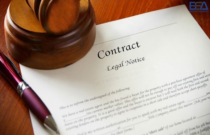 Essential Clauses of a Valid Contract | Bhavya Sharma & Associates