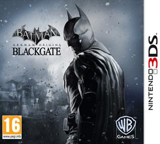 Rom Batman Arkham Origins Blackgate 3DS