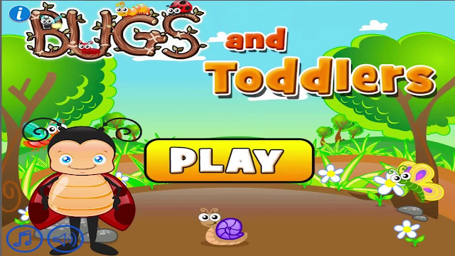 Games For Toddlers: - Getting Started