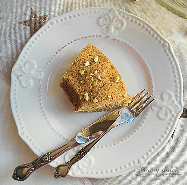 bizcocho-cake-saludable-pistachos-pistachios