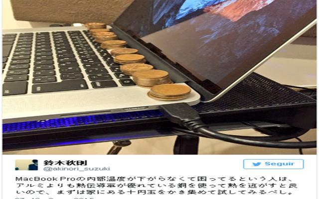 macbook esquentando demais o que fazer