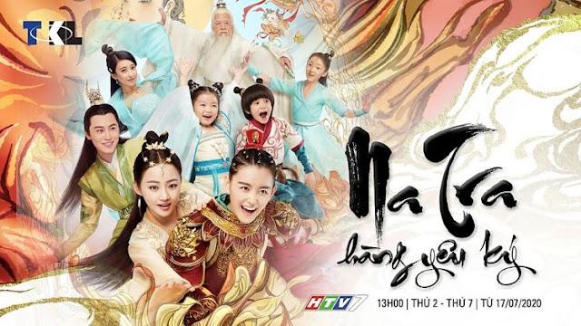 Na Tra Hàng Yêu Ký - Legend of Nezha (2020)