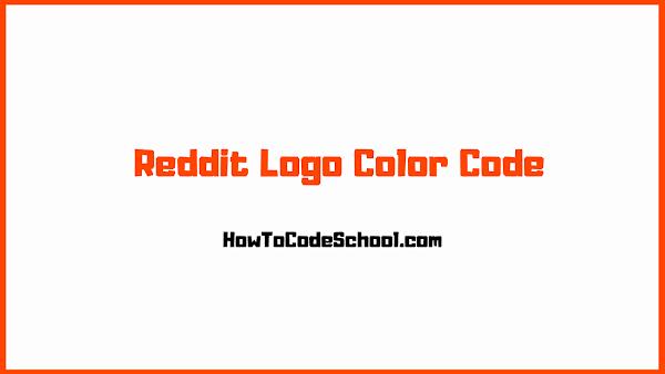 Reddit Logo Color Code