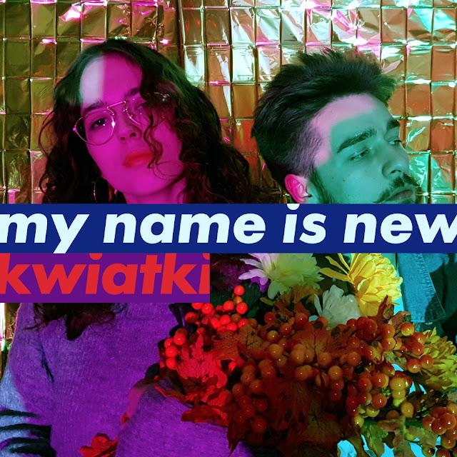 """Kwiatki debiutują w projekcie My Name Is New singlem """"Nie Lubię Róż"""""""