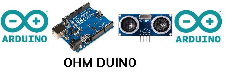Ohm Duino Creativity Technology: 2016