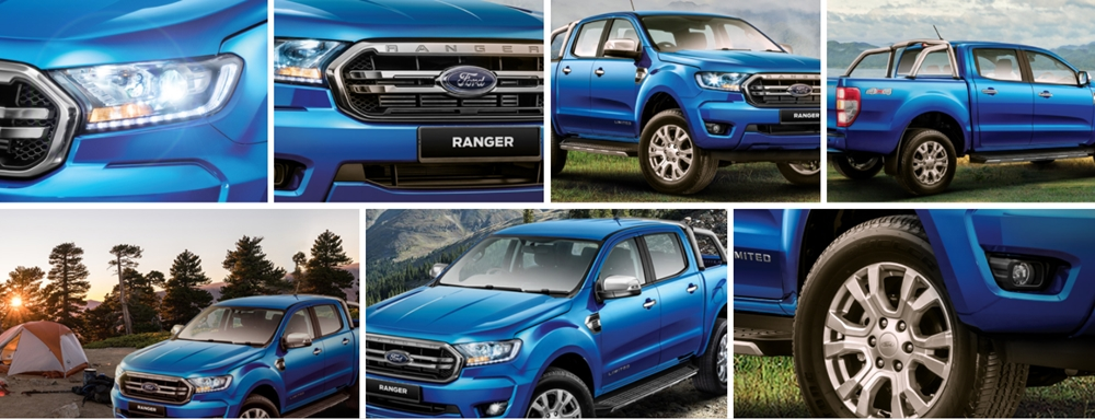 ford ranger xlt 6 speed auto price