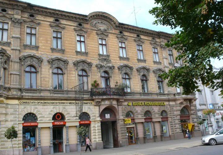 Palatul Herman Arad