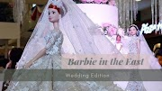 Barbie in the East Wedding Edition at SM City Taytay