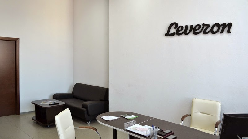 Офис Leveron в Краснодаре