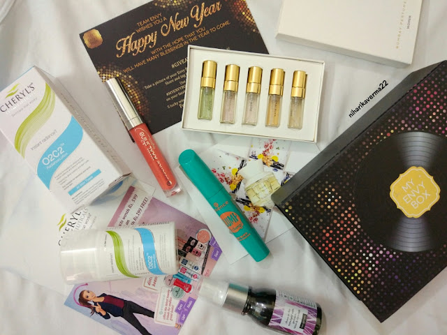 January My Envy Box