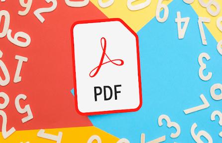 كيفية ترقيم الصفحات في مستند pdf