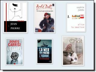 Vie quotidienne de FLaure : Livres présentés pendant les mois de décembre 2018 - janvier 2019