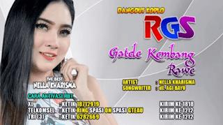 Lirik Lagu Gatele Kembang Rawe - Nella Kharisma