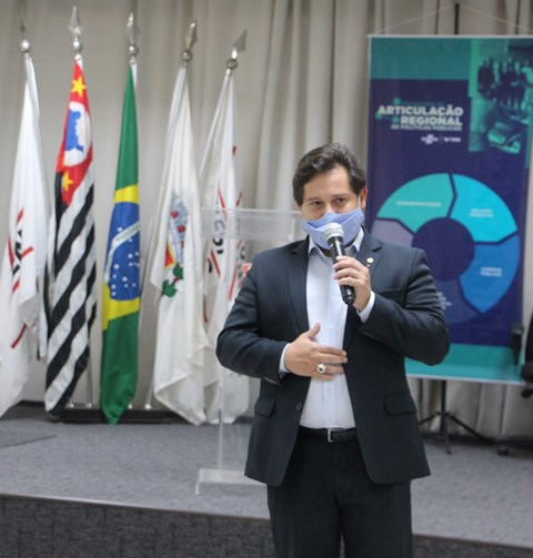 Vice-presidente da Facesp participa de Laboratório de Políticas Públicas do Sebrae e FGV