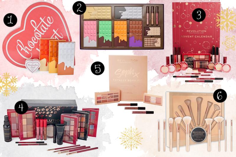 Prezentownik 19 Zestawy Prezentowe Makeup Revolution Juststayclassy Blog Kosmetyczny I Lifestylowy