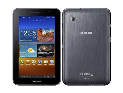 Download Samsung Galaxy GT P-6200 Stock ROM