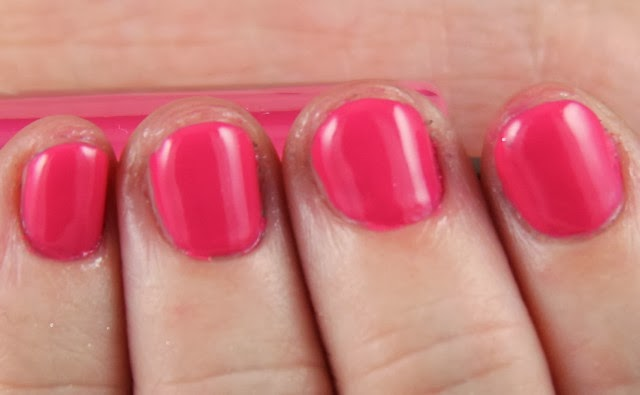 Avon Gel Finish 7 In 1 Nail Enamel With Swatches Beauty Crazed In Canada