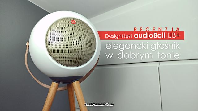 DesignNest audioBall UB+ Standing High SET