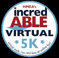 HMEA's incredABLE 5K Goes Virtual - May 17