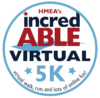 Run the incredABLE Virtual 5K