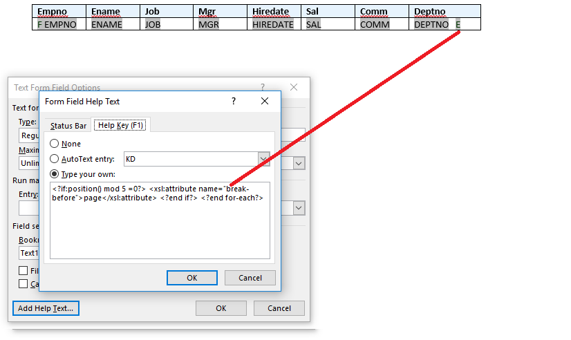Limit Number Of Records Per Page in XML/BI Publisher - Oracle ...