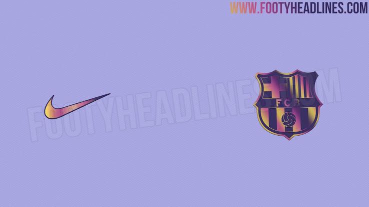 FC Barcelona 21-22 Home Kit Leaked Away & Third Kits Info ...