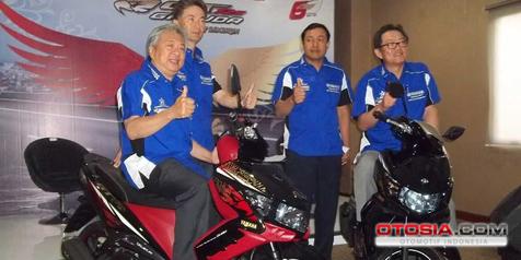 Yamaha Luncurkan GT125 Edisi Garuda