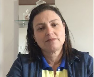 Prefeita de Itiruçu anuncia primeiro caso de Covid 19