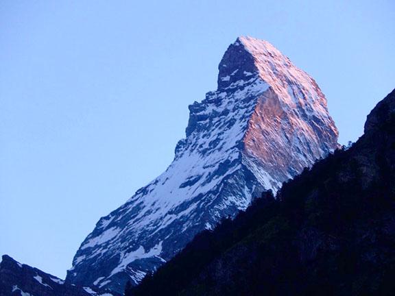 Here's the Quietest Corner of the Alps