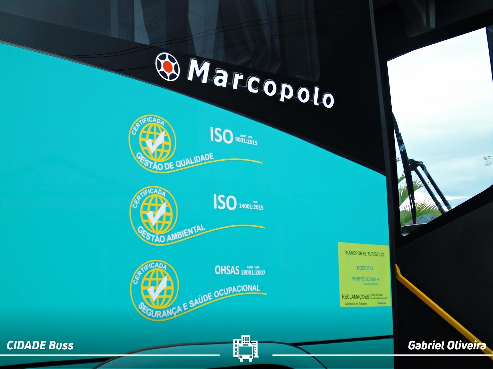 Doce Rio ISO 9001