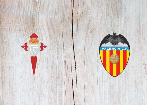 Celta de Vigo vs Valencia -Highlights 24 August 2019