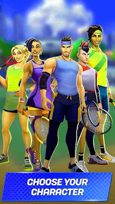 Tennis Clash Mod Apk Unlimited