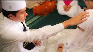 Doa Setelah Akad Nikah Lengkap Dengan Artinya