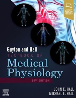Guyton and Hall Textbook of Medical Physiology 14th 2020