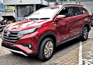 Toyota New Rush Harga Promo 2019