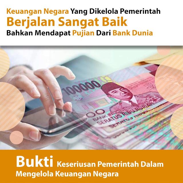 Puja-puji Bos Bank Dunia untuk Ekonomi RI & Sri Mulyani