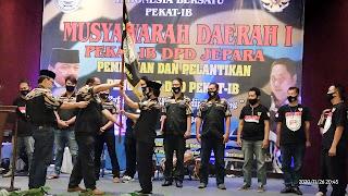 Sukses Gelar Musda I DPD PEKAT-IB Kabupaten Jepara