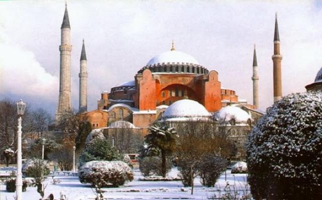 763 μ.Χ:  Ο πιο δριμύς χειμώνας σε όλη την ιστορία της Βυζαντινής Αυτοκρατορίας