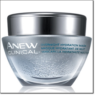 avon outlet Anew Clinical Hydration Mask